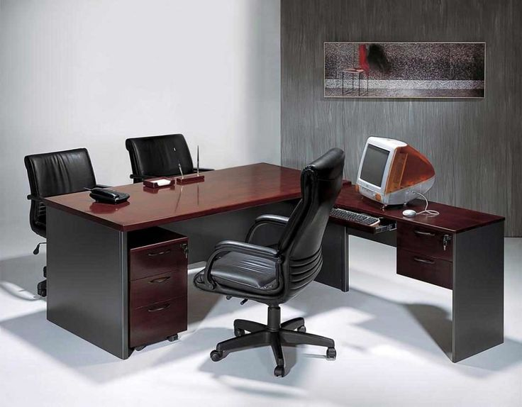 Modern L Shaped Office Computer Desks