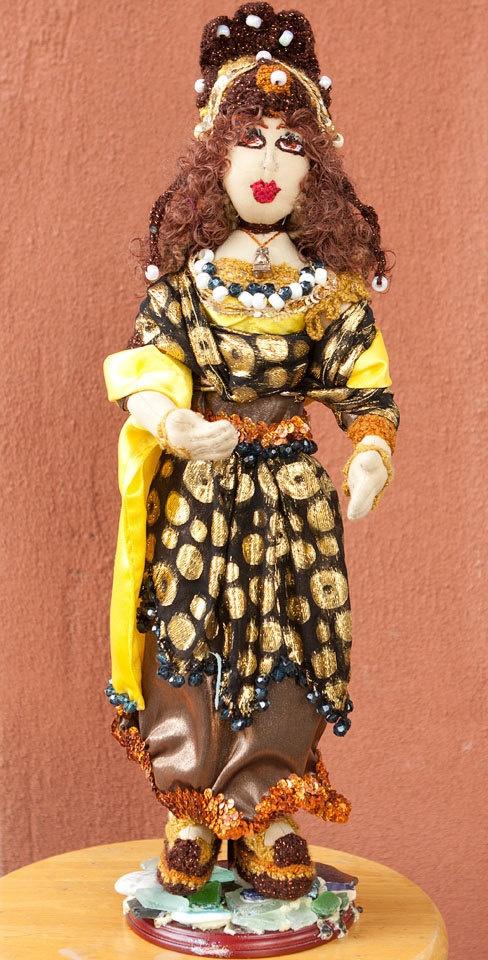 Athena - Greek Goddess of Wisdom, Courage and Inspiration for Art. $295.00, via Etsy.
