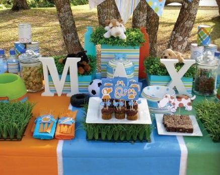 Party Frosting: Dog birthday party ideas/inspiration!Parties Frostings, Dogs Parties, Parties Ideas Inspiration, Theme Parties, Dogs Birthday Parties, Puppies Parties, Parties Ideasinspir, Dogs Theme, Dog Birthday Parties
