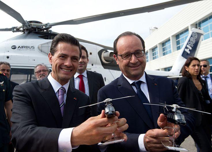 Se atora en Francia compra de helicópteros para militares mexicanos