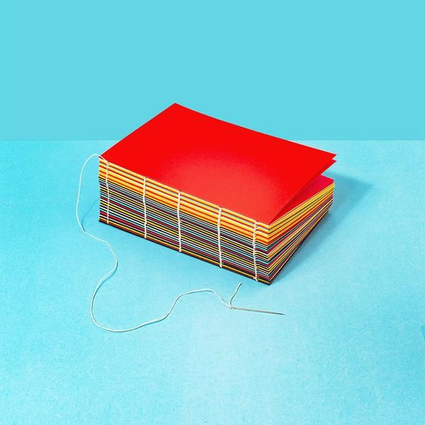 Bookbinding With Hazel Mandujano