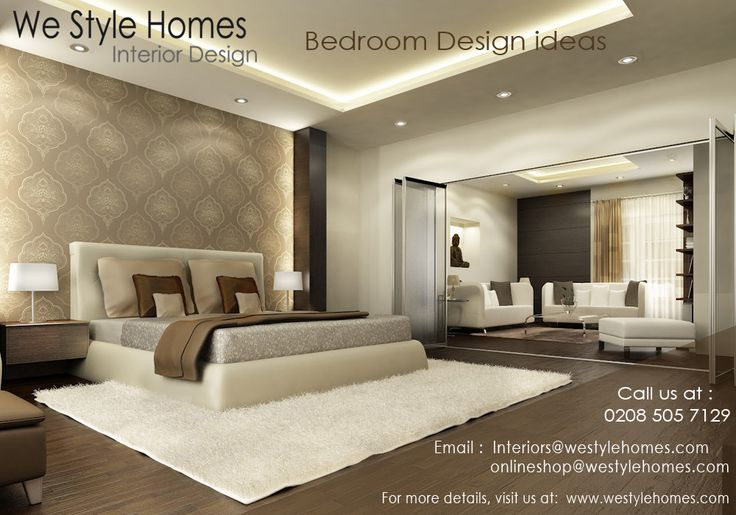 If you're searching for bedroom décor ideas &  inspiration, discover them at #WeStyleHomes, there is a design idea for everyone..