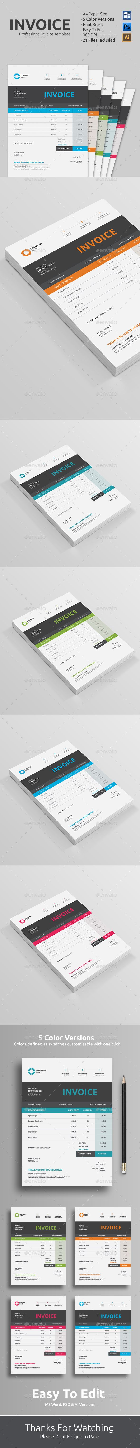Invoice Invoice TemplateInvoice LayoutInvoice SampleProposal 86
