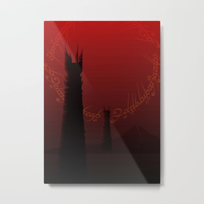 25% Off Art Prints, Tapestries and All Wall Art With Code: LETSHANG. Buy Dark Tower Metal Print by scardesign. #movies #movie #cinema #fantasy #books #bookworm #booklovers #dark #towers #red #ring #art #artist #design #modern  #sale #sales #discount #posters #gifts #giftideas #homegifts #39 #wallart #livingroom #decoration #home #homedecor #cool #awesome #giftsforhim #giftsforher #society6 #fandom