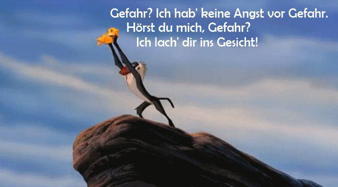 Die schönsten Disney-Zitate: Sprüche von König der Löwen bis Bambi - Bild 7 - Bilderserie - GIGA