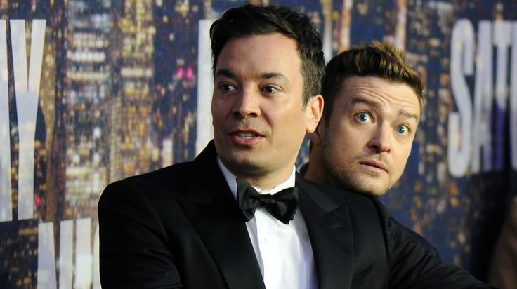 The fact that Justin Timberlake isn't Jimmy Fallon's permanent co-host kinda blows our minds
