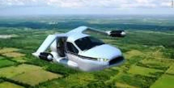 Bubbling Innovative Nights : Solar energy flying cars