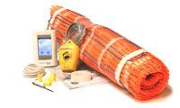Nuheat Custom Mats, Nuheat Custom Size & Shape Floor Heating Mats