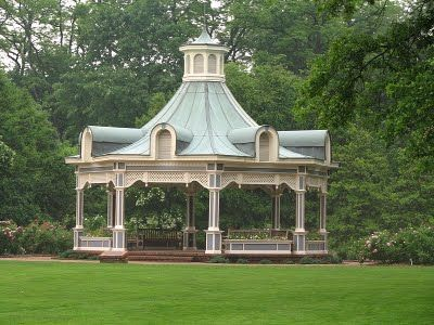Once Im Rich Ill Have A Beautiful Gazebo Like This To