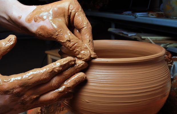 433 Best Images About Stoneware Pottery On Pinterest