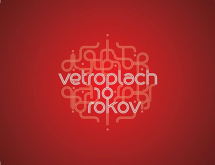 vetroplach 10 rokov 2012 Mihala new logo music bratislava