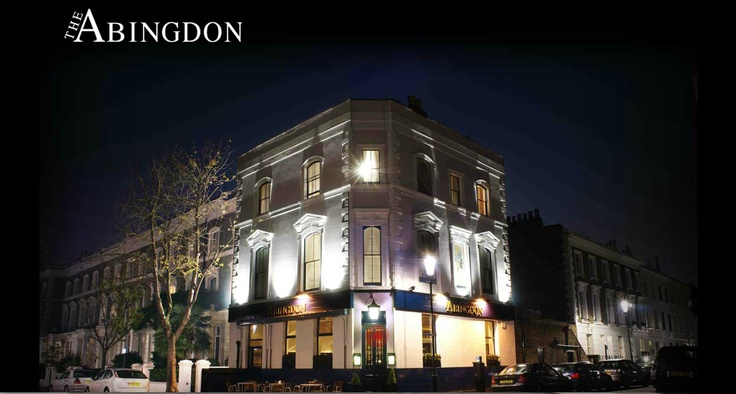 The Abingdon, 54 Abingdon Road. Many a good meal here...