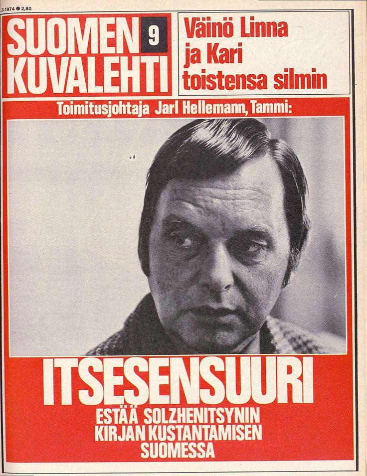 Kansi - 09/1974 PDF - Suomenkuvalehti.fi