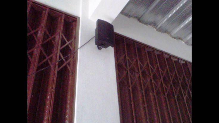 TOA Sound System for Class with Universal Speaker_ZS-1030B at SMK Al-Amanah