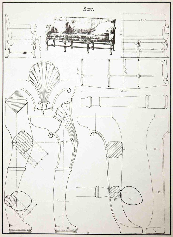 furniture drawing - Pesquisa Google