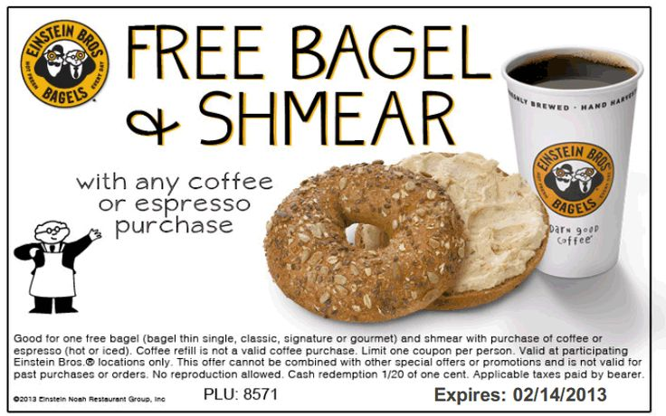 Bethesda bagels coupons printable