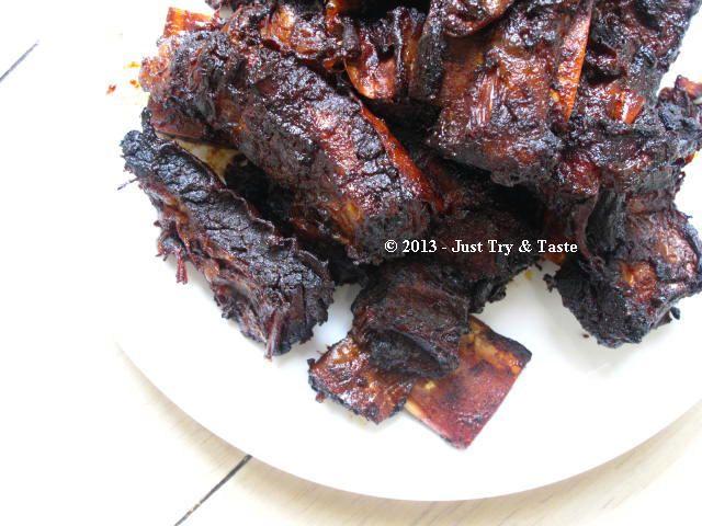 Just Try & Taste: Iga Panggang a la Just Try & Taste