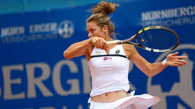 Karin Knapp – Simona Halep streaming live Wta Australian Open