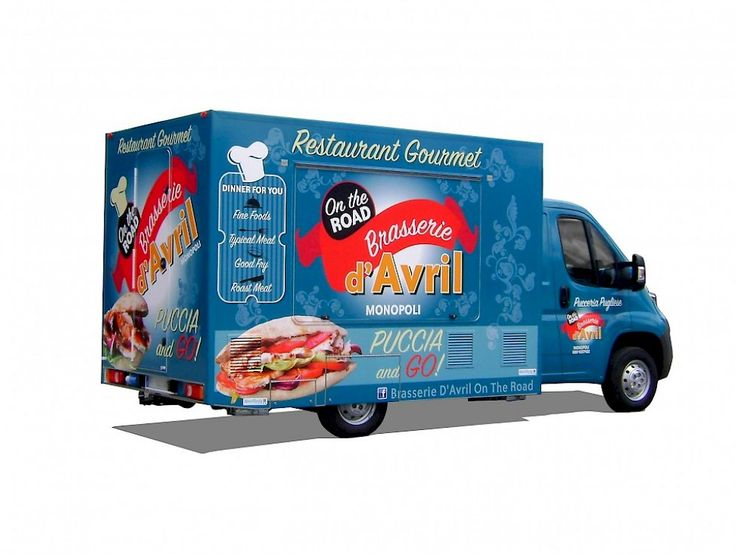 Food Truck Ducato Street Food