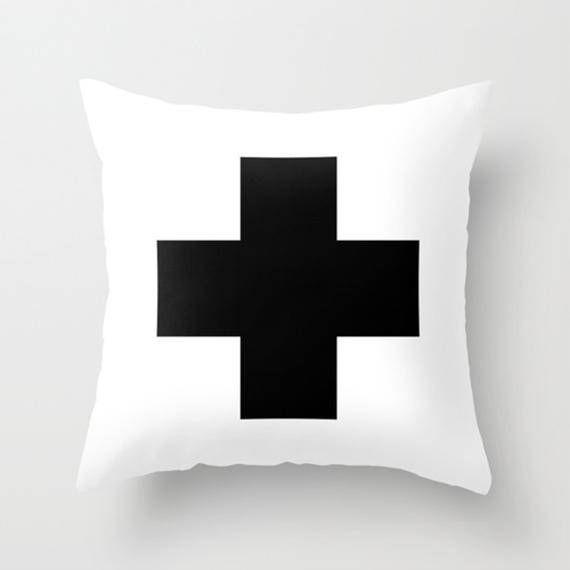cushions, pillow cover, scandi cushion, scandi decor, scandinavian cushion, black and white, cushion, minimalist cushion, minimalist print,