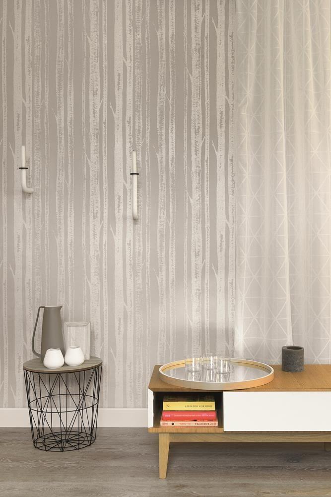 Ekologiczne tapety na flizelinie w skandynawskim stylu. Nowoczesny design przyjazny środowisku.