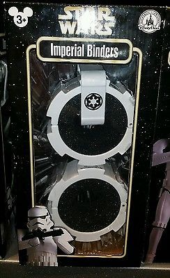 NEW Disney Parks Star Wars Imperial Binders Stormtrooper Toy Handcuffs Cosplay