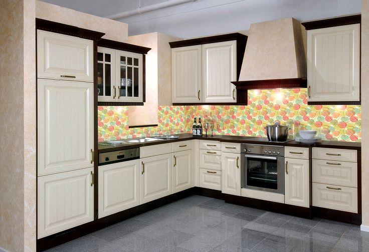 panele szklane do tradycyjnej kuchni