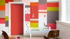 Los interiores eclécticos, audaces y vibrantes son una de las tendencias clave de este año. Descubrí cómo combinar colores contrastantes para crear un estilo llamativo: