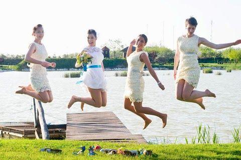 Bridemaids photo: Kövesdi Rèka fotógràfia