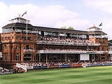 The home of cricket - no better place on a summer's day