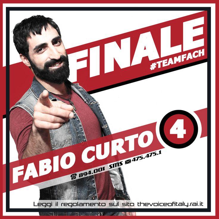 #FabioCurto #TeamFach #TVOI #FINALE
