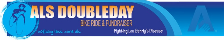 ALS double day bike ride: Doubleday Bike, Bike Riding, Bike Rides