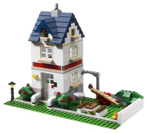 Lego 5891 Загородный дом, фото 2