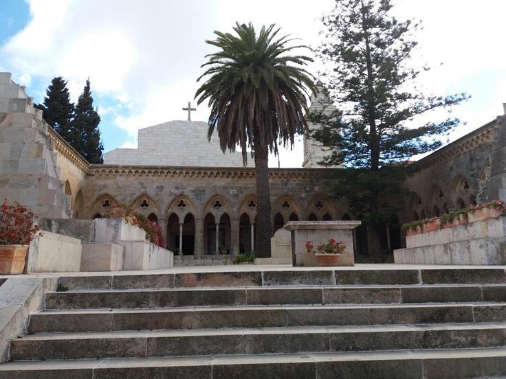 Biserica de pe Muntele maslinilor
