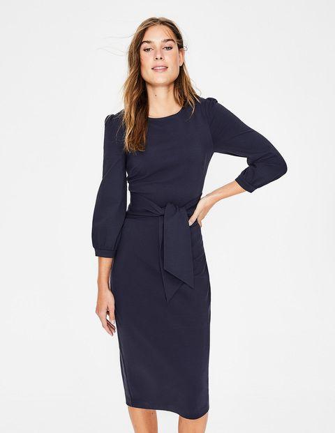 Josephine Ponte Dress J0408 Jersey Dresses At Boden Cute Clothes