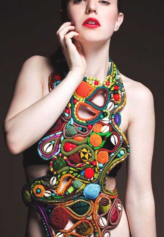 ETHNIC PATTERNS INTO WONDERFUL AND SCENIC ACCESSORIES BY TOUBAB PARIS
