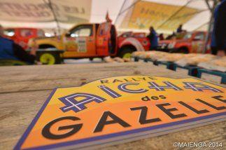 Dreux - Rallye Aïcha des gazelles