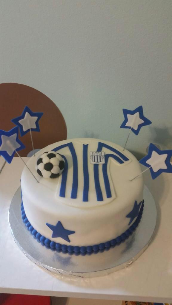 Daddy's Alianza Lima's cake