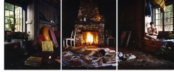 David Hilliard, Daybooks, 2009