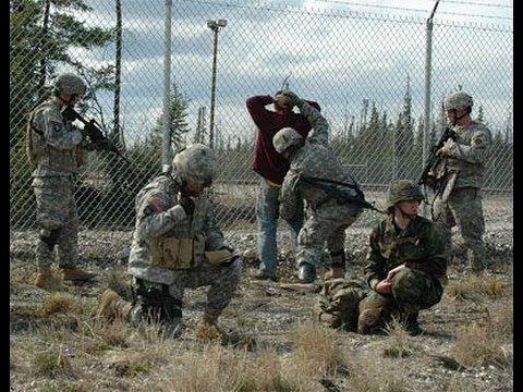 U.S SOLDIERS Expose Martial Law Agenda Plans 2013 (+playlist)