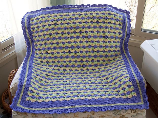 105 best show off your crochet by darleen hopkins projects images crocheting shells of love crochet baby blanket frog dt1010fo