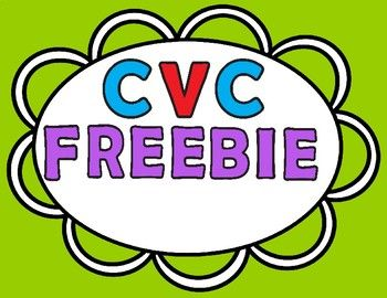 CVC WORDS activities are perfect for your Literacy Centers, Interactive Notebooks, small groups, partner work, early finishers, morning work, or you can send as homework. You can also use these worksheets for EARLY INTERVENTION and/or RTI purposes. This freebie is a sample of worksheets/activities from different CVC and Phonics resources from my store.