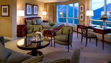 The Rimrock Resort Hotel Accommodations