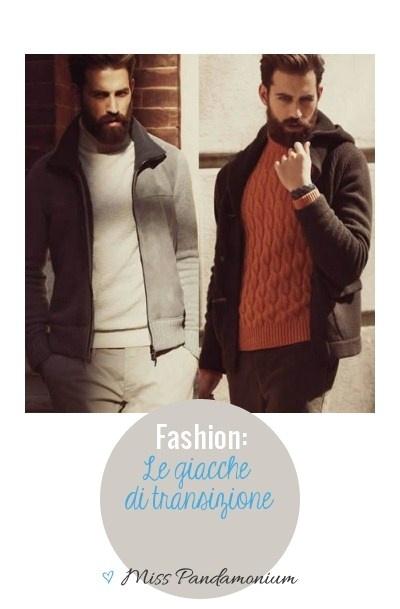 Fashion: Le giacche di transizione