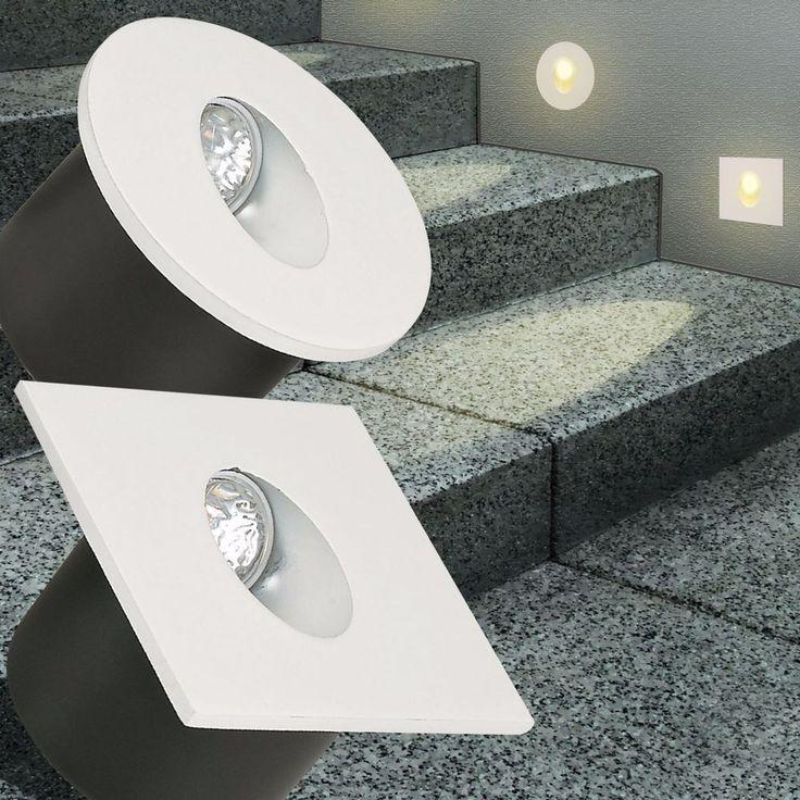 Die besten 25+ Led treppenlicht Ideen auf Pinterest | Led leuchten ...