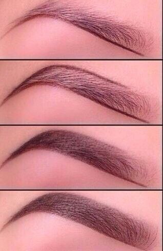 How To Make Your Eyebrows Thicker With Makeup?