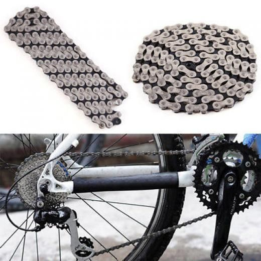 Ig51 6 7 8 Speed Steel Chain W/116 Links For Mtb Shimano Bike Bicycle Road 2018