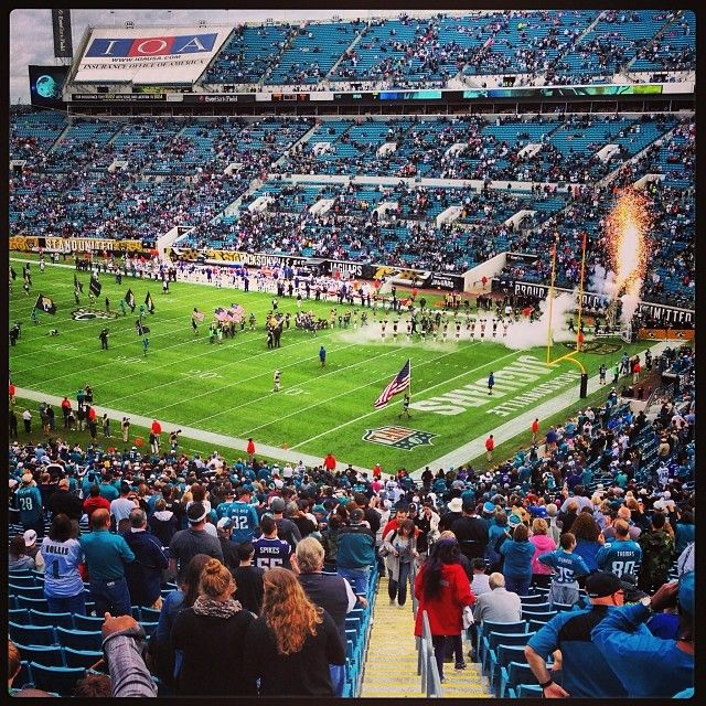 Home of the Jacksonville Jaguars