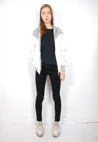 Vintaage Nike Sports Jacket from Nordic Poetry