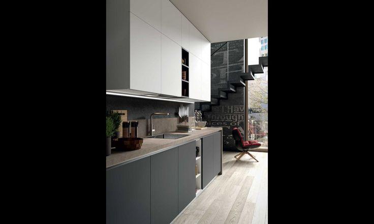 Scopri la nuova cucina moderna di Gicinque De.sign: www.gicinque.com/it_IT/products/1/gallery/2/line/69